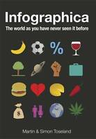 Infographica: The World As You Have Never Seen I, Toseland, Simon, Toseland, Mar