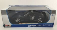 1/18 Maisto 2014 Corvette Stingray Police Car Special Edition NIB