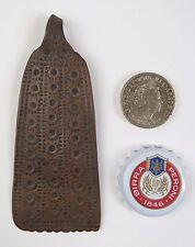 African tribal Arsi Oromo, Ethiopian copper amulet pendant. Provenance.