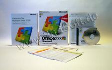 Microsoft Office 2000 predeterminado, Inglés-nuevo (vollversionsbundle)