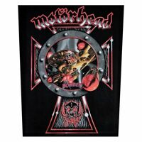 Motorhead Patch Bomber Backpatch