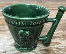 Coffee Mug Rx Pharmacy Green Coricidin Mortar Pestal Galen Secundum Artem 131 AD