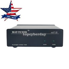 mAT-30 HF Auto-tuner 120W AUTO TUNER Automatic Antenna Ham Radio For Yeasu USA