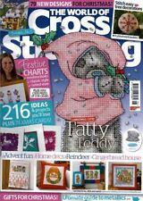 THE WORLD OF CROSS STITCHING MAGAZINE - ISSUE No 196