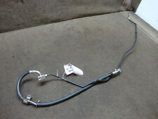 12 2012 SUZUKI DL650 DL 650 (ABS) V-STROM BRAKE LINE, HOSE, FRONT TO REAR #105