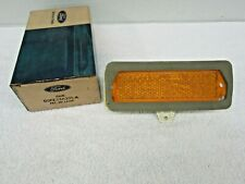 NOS 1971-1978 Ford Pinto Front RH Fender Side Marker Lamp Assy D2FZ-15A201-A  dp