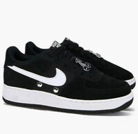 Nike Air Force 1 Low GS Have A Nike Day Black GS BQ8273-001 Suede 5Y Women 6.5
