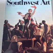 Southwest Art Magazine Joan Foth MarCyne Johnson June 1987 071817nonrh