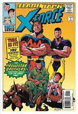 X-Force #1 (July 1997, Marvel Comics)