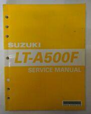 Suzuki Lt-A500F Service Manual 99500-44040-01E