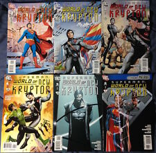 Superman: World of New Krypton #1-12  Greg Rucka James Robinson Pete Woods