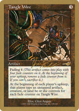 MTG: MAGIC THE GATHERING - GOLD-BORDERED Tangle Wire X4