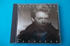 "BRIAN ADAMS "" RECKLESS "" "" CD AM RECORDS  1984 NUOVO"