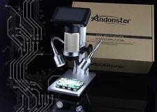 New Andonstar ADSM201 HDMI microscope for PCB repair tool ADSM201