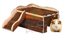 TRIXIE INEKE GUINEA PIG CHINCHILLA DEGU SMALL ANIMAL HOUSE CAGE ACCESSORY 61984P