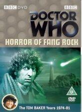 DR WHO 092 (1977) - HORROR OF FANG ROCK - TV Doctor Tom Baker - NEW DVD UK