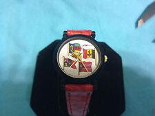 Rare Gottex by Bienne ladies watch,chicken leg skin strap,rarely worn,      L228