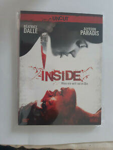 Inside DVD Splatter/Horror UNCUT FSK 18