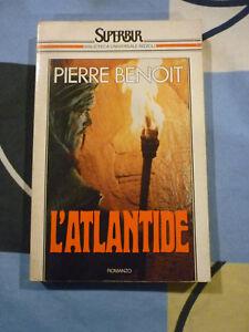 L'Atlantide Pierre Benoit