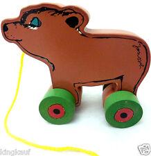Scratch Scratch Preschool 276181010 Nachziehtier Jack Kleinkindspielzeug