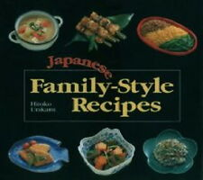 For Diet, Japanese Family Style Food Recipes, Japanese Book, in English 1992