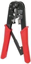 Mercury 710.263 herramienta de cableado de red Ratched Modular criming Alicates RJ45 8P Nuevo