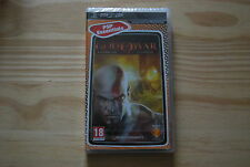 GOD OF WAR CHAINS OF OLYMPUS pour PSP