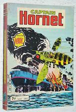 ALBUM CAPTAIN HORNET AREDIT 1980 N°40 41 & 42  PETIT FORMAT EO COLLECTION HEROÏC