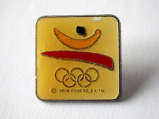 Pin's vintage of year 90s Games olympic coob 1938 / J038