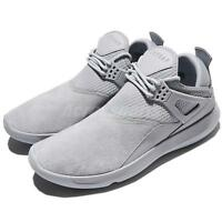 Nike Jordan Fly 89 Wolf Grey Solid Men Lifestyle Shoes Sneakers 940267-014