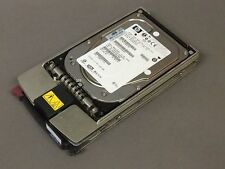 "HP 300 GB 15K U320 SCSI 3.5"" Disco Duro Hot Swap 411261-001"