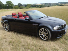 bmw e46 m3 2004 carbon black manual convertible with hardtop