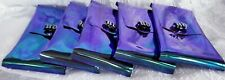 5 pcs lot Urban Decay Makeup Bag Cosmetic Case holographic UD Logo gifts present