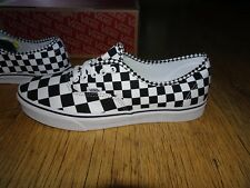 Vans Black/White Checkerboard Trainers *Size 8 UK* BNIB More Sizes Available