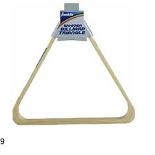 Billard Triangle Franklin BRAND NEW WOODEN