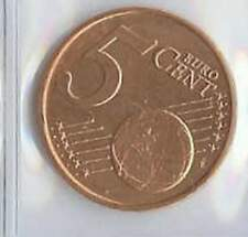 Portugal 2007 UNC 5 cent : Standaard