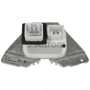 HVAC Blower Motor Resistor-DOHC, 20 Valves NAPA/ALTROM IMPORTS-ATM 8693262