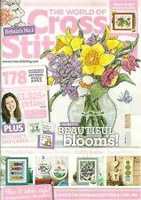 World of Cross Stitching issue 265 + FREE GIFT