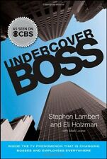 Undercover Boss: Inside the TV Phenomenon that is