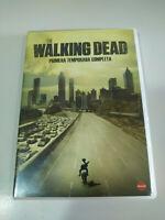The Walking Dead Prima Stagione 1 Completa - 3 X DVD Spagnolo Inglese