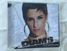CD Album Diam's Brut de femme