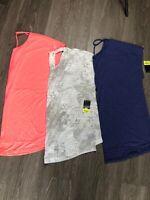 Women's Top Tee Shirt Xersion NWT Exercise Gym Active Fitness Gym sizes XL & XXL