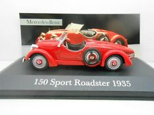 2320 COCHE 150 SPORT TOADSTER 1935  1/43 1:43 MODEL CAR IXO MINIATURE