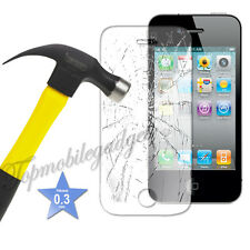 Apple iPhone 4/4S - Genuine Tempered Glass LCD Screen Protector