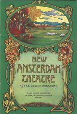 "Eddie Cantor ""WHOOPEE"" Ruth Etting / Buddy Ebsen (Debut) 1929 Broadway Playbill"