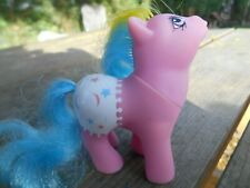 mon petit poney my little pony HASBRO G1 BABY STARBURST BABY PONIES 1984 VINTAGE
