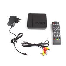 HD 1080P Digital DVB-T2 TV Set-top Box Terrestrial Receiver USB Fr TV HDTV ER US