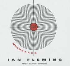 Moonraker by Ian Fleming (English) Compact Disc Book