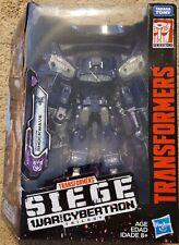 Transformers Generations Shockwave Siege War for Cybertron Leader Class Hasbro