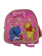 """A00075 Winnie the Pooh Mini Backpack 10"""" x 8"""""""